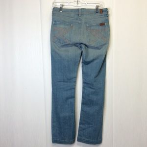 7 Seven For All Mankind Flynt Jeans 27